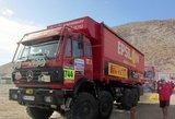 Iš Dakaro į kalėjimą: dalyvių sunkvežimyje – šokiruojantis radinys