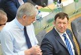 Generalinis prokuroras prašo Seimo panaikinti K.Pūko neliečiamybę