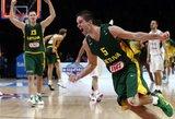 M.Kalniečiui – NBA žvaigždei priklausančio klubo vilionės