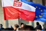 ES su nerimu stebi Lenkiją: valdžios reforma – rizikinga