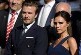 Vimbldono keistenybės: V. Beckham ir S. L. Jacksono bendravimo ypatumai
