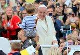 Pirmoji popiežiaus diena: penkios įsimintiniausios citatos
