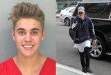 Justinas Bieberis ir vėl policijos nemalonėje: atkreipkite dėmesį ir jūs