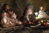 Gibraltaro urve atrastas pirmasis pasaulyje neandertaliečių raižinys