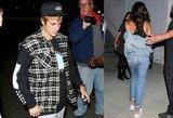 Oficialu: Justinas Bieberis užimtas – jo širdį užkariavo meksikiečių aktorė