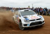 """Volkswagen"" WRC čempionate dalyvaus bent iki 2019 metų"