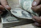 Lietuvoje sulaikyti 2 milijonai JAV dolerių, priklausiusių Nigerijos verslininkams