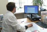 Elektroniniui recepto baidosi ir gydytojai, ir pacientai