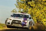 Į Druskininkus grįžta WRC automobiliai