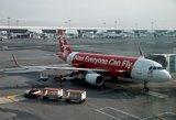 Dėl piloto klaidos lėktuvas vietoje Azijos nusileido Australijoje