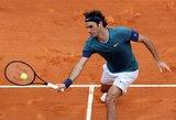 Antruoju Vimbldono turnyro finalininku tapo R. Federeris