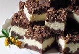 Tobulo skonio varškės pyragas: sugrįšite atgal į vaikystę