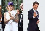 Gerbėjai leipsta juokais: Bieberis viešai paskelbė apie rimtą kovą su Cruise'u