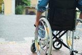 Žmonių su negalia gyvenimą palengvina socialinės paslaugos