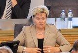 Socdarbiečiai žada tartis su kitomis frakcijomis dėl rentų parlamentarams įteisinimo