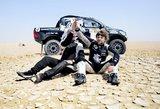 Po finišo Dubajuje Vanagas Pasaulio taurėje pakilo į antrą vietą