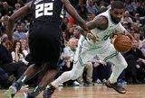 NBA neliko pralaimėjusių komandų, lietuvių klubas gerina istorinius pasiekimus