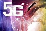 5G: nuo išmaniųjų telefonų prie išmaniojo gyvenimo