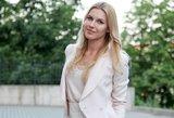 Modelis Deimantė Andriuškaitė išmėgino naują sritį: labai jaudinausi