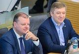 Karbauskis palieka intrigą – derybose dėl koalicijos artėja lemiama akimirka