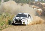 """Prieš """"300 Lakes Rally"""" startą – skirtingos greičiausių ekipažų taktikos"""