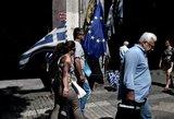 Vyriausybė pritarė susitarimui su Graikija dėl finansinės pagalbos