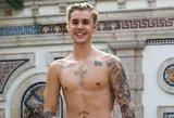 Justino Bieberio žmona apsimetanti fanė pasikeitė pavardę į Bieber