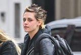 """Fanai """"nuteisė"""" Kristen Stewart šukuoseną: tarsi ką tik iš lovos"""