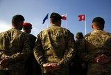 Lenkijos prezidentas pasakė, kiek laiko NATO pajėgos bus Baltijos regione