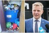 Didieji atliekų vežėjai palieka Vilnių: R. Šimašius pasakė, kaip keisis mokestis už šiukšles