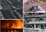 Diena po apokalipsės: per tūkstantį sužeistų, daugybė dingusių be žinios