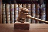 Buvęs prokuroras atsidūrė teisme