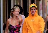 J. Bieberis ir vėl nustebino gerbėjus: paviešino kūdikio nuotrauką