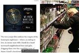 Alkoholio reklama liejasi laisvai – gamintojai aptiko valstiečių inicijuotų pataisų spragą
