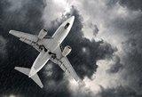 Košmaras norvegų keleiviniame lėktuve – turėjo leistis avariniu būdu