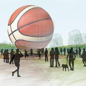 """Pristatyta, kaip atrodys """"Krepšinio namai"""": lankytojų lauks rekordinis statinys"""