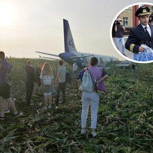 Stebuklą sukūręs Rusijos pilotas papasakojo, apie ką galvojo lemtingą akimirką