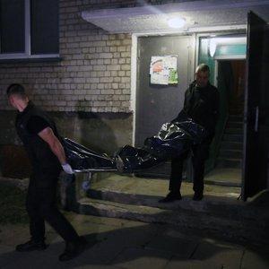 Vilniuje nužudytas vyras, sulaikyta įtariamoji