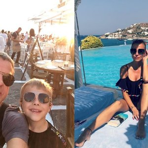 Skaisgirių atostogų kadrai užminė mįslę: leidžia laiką kartu