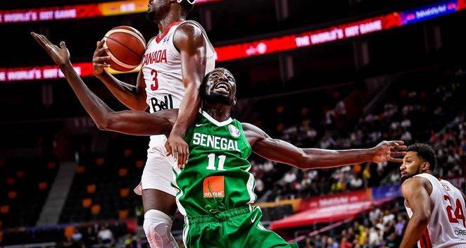 Pasaulio čempionatas: Kanada-Senegalas