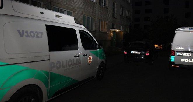 Vilniuje nužudytas vyras