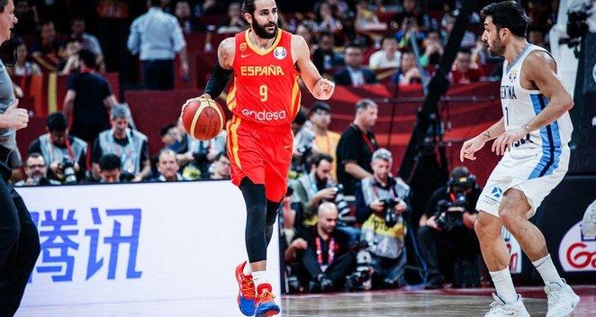 Pasaulio čempionato finalas: Argentina-Ispanija