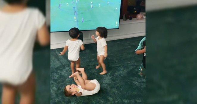 Ronaldo vaikai