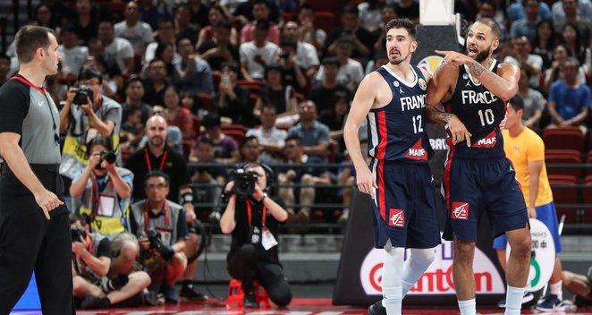 Prancūzijos vyrų krepšinio rinktinė