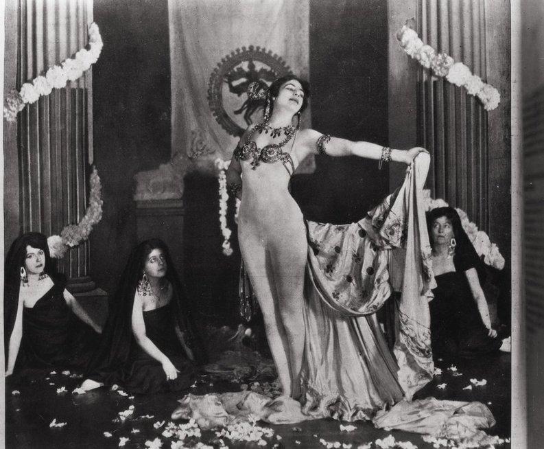 Mata Hari: likimus žlugdžiusi slapta agentė ar nevykėlė avantiūristė? (nuotr. Vida Press)