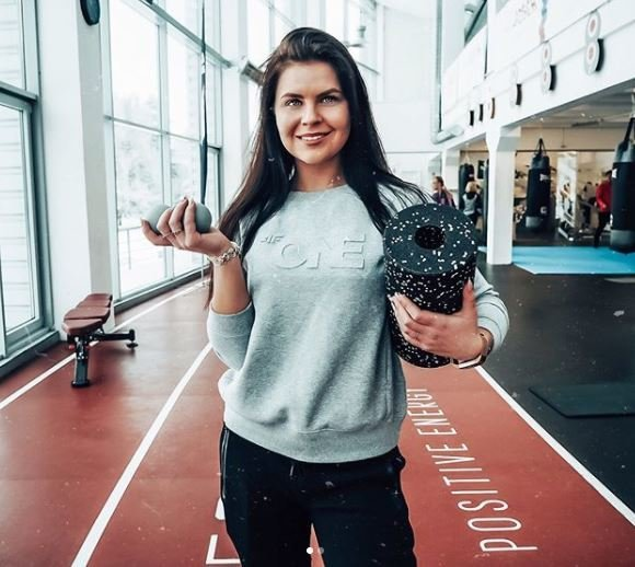 Inga Žuolytė (nuotr. Instagram)
