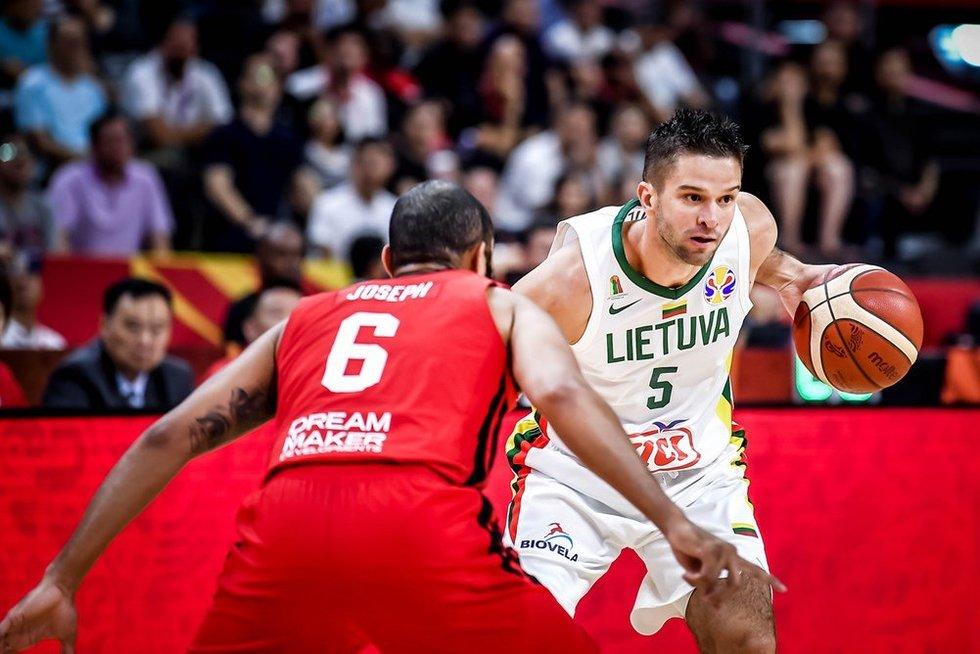 M. Kalnietis (nuotr. FIBA)