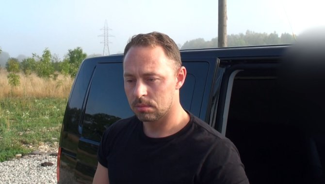Sulaikymo vaizdo įrašo stopkadras (nuotr. YouTube)