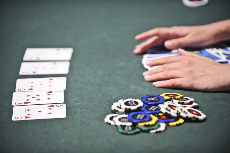 Azartiniai lošimai (nuotr. Fotodiena.lt)
