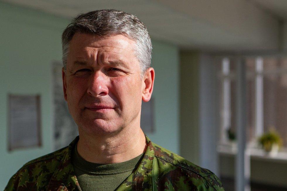 Valdemaras Rupšys (Paulius Peleckis/Fotobankas)